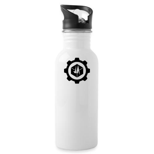 Jebus Adventures Logo (Transparent) - Water Bottle