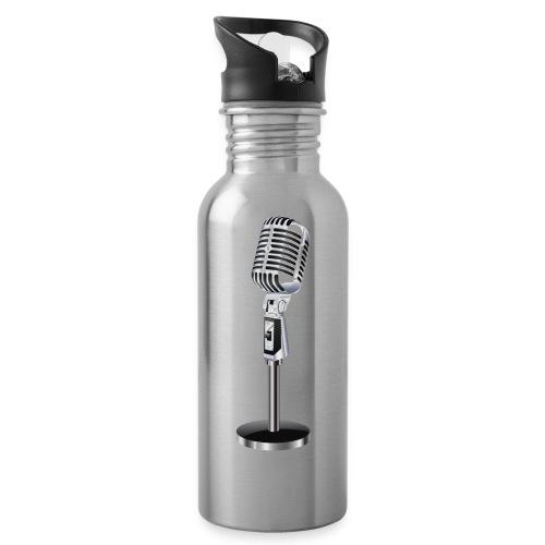 En mikrofon Flaske - Drikkeflaske