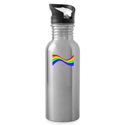 7ssLogo - Water Bottle