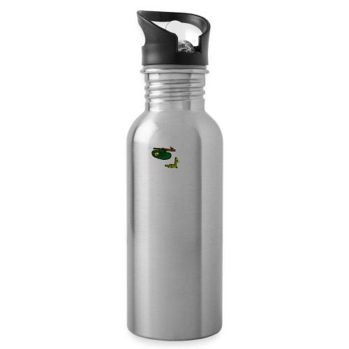 Sloth + Llama - Water Bottle