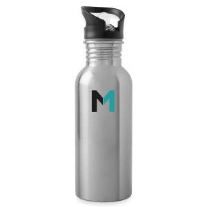 Logo M - Trinkflasche