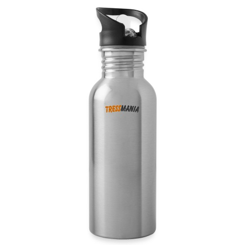 Tressmania Logo 01 - Water Bottle