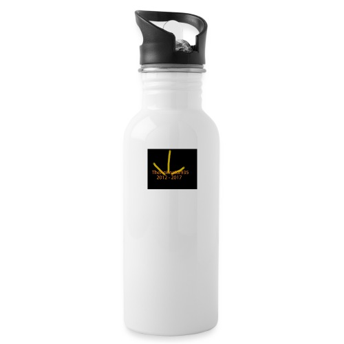 TheAnimator935 Logo - Water Bottle