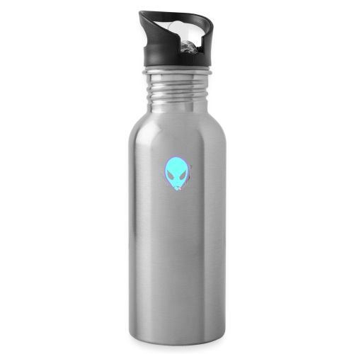 People alienate me. I'm out of this world - Water Bottle
