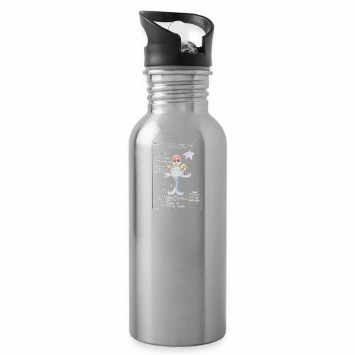 Big Swimmer Bill DHIRT - Water Bottle