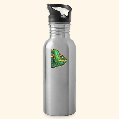 Chamäleon - Trinkflasche