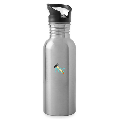 tcs drawn - Water Bottle