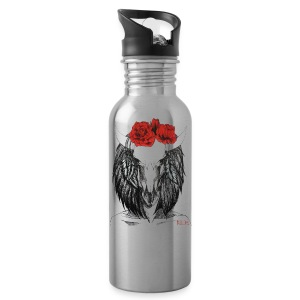 Zodiac Signs -Taurus - Water Bottle