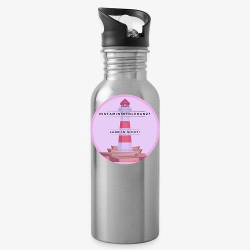 Histaminintoleranz – Land in Sicht - Trinkflasche