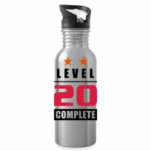 Level 20 - Complete - with stars - Bidon