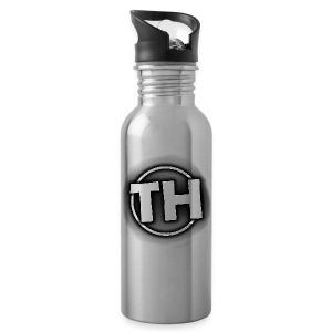 Men's TankTop - TooHard Logo 5 - Water Bottle