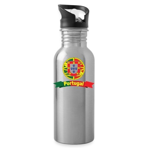 Portugal Campeão Europeu Camisolas de Futebol - Water Bottle