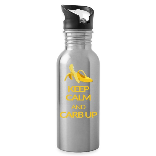 KEEP CALM and CARB UP - Trinkflasche