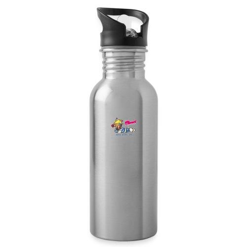panki sticker neu - Trinkflasche