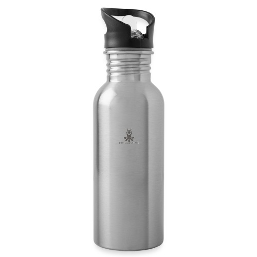 Dont mess whith me logo - Water Bottle