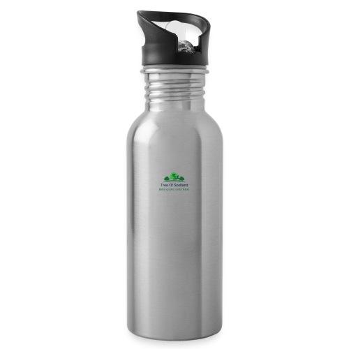 TOS logo shirt - Water Bottle