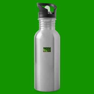 Alpha_Dirt Kissen - Trinkflasche