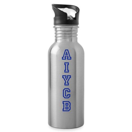 AIYCB_hochblauweissaufrot - Trinkflasche