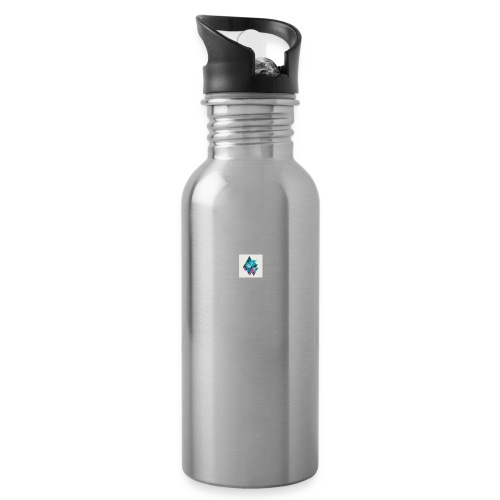 souncloud - Water bottle with straw