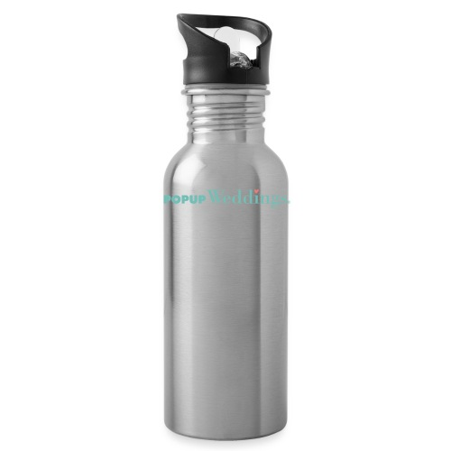 Popup Weddings - Water Bottle