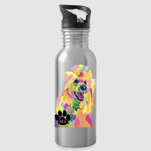 Gone Crazy - Water Bottle