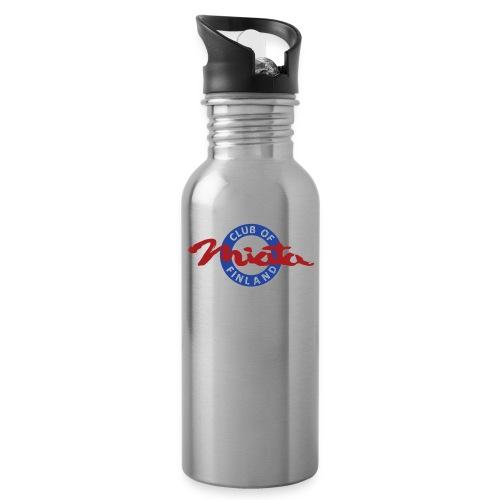 logo läpinäkyvä teksti png - Juomapullo, jossa pilli