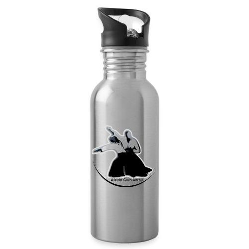 AIKIDO CLUB AARAU LOGO - Trinkflasche