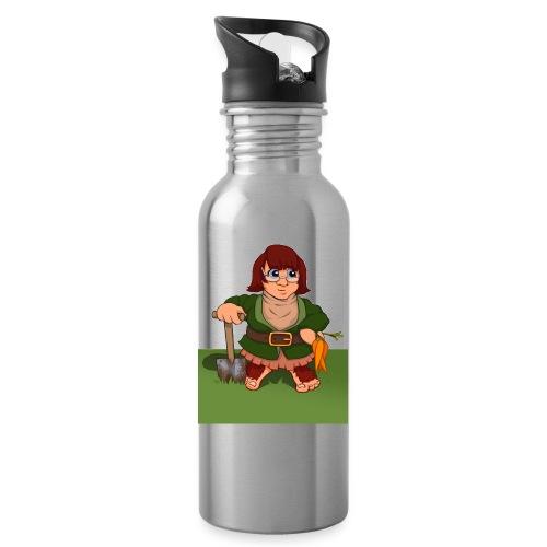 Petal's Potted Preserve - Water Bottle