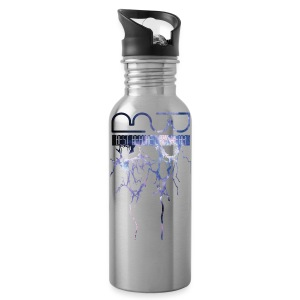 Men's shirt Lightning - Water Bottle