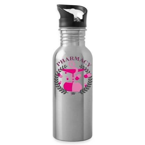 Pharmacy pink - Borraccia