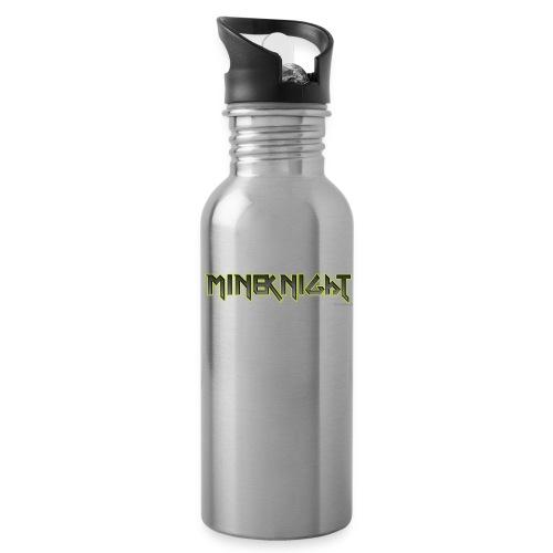 MineKnight T-shirt - Vattenflaska