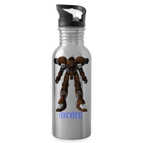 Suit04 - Water Bottle