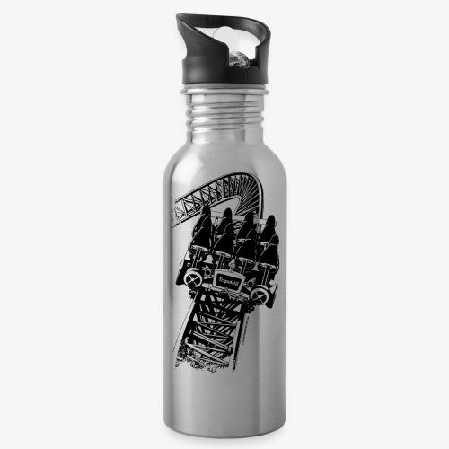 FanArtikel Schwarz - Trinkflasche