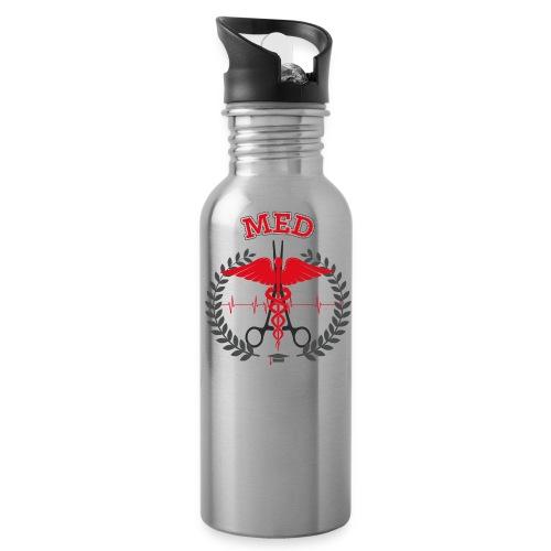 Medicine red - Borraccia