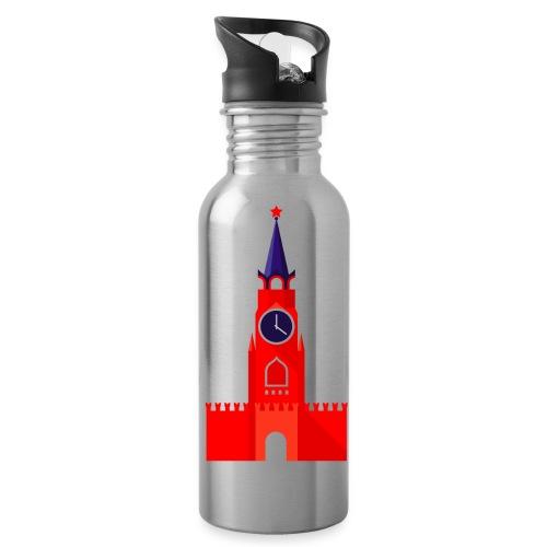 Kremlin by Julia Dudnik - Water Bottle