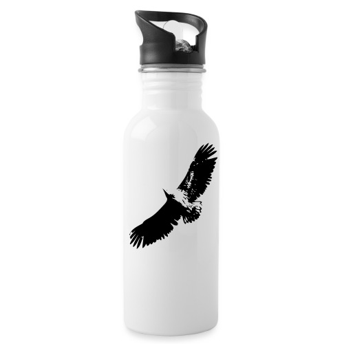 Fly like an eagle - Trinkflasche