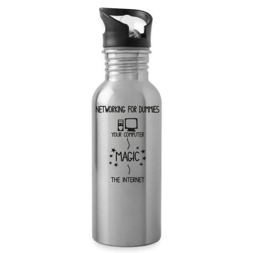 Network Schematic for Dummies - Water Bottle