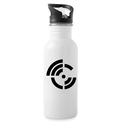electroradio.fm logo - Water Bottle