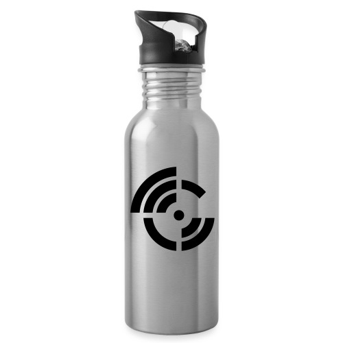 electroradio.fm logo - Water Bottle
