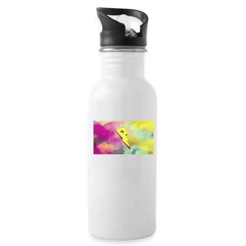 lightning bolt - Water Bottle