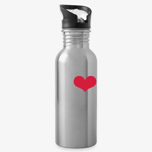 I love Tempelhof-Schöneberg - Trinkflasche