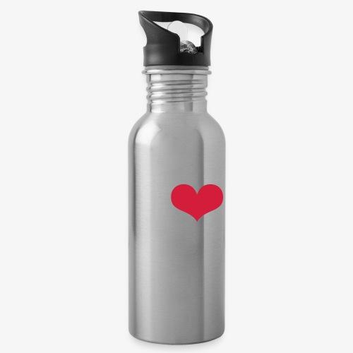 I love Schöneberg - Trinkflasche