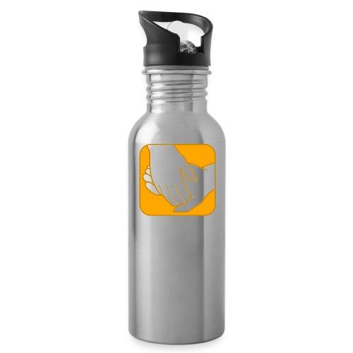 Logo der ÖRSG - Rett Syndrom Österreich - Trinkflasche