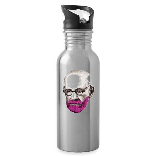 Pink Freud - Water Bottle