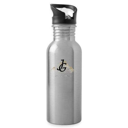 Journey Glimpse - Logo ohne Kreis - Trinkflasche
