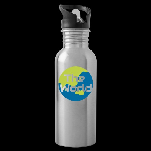 The World Earth - Drikkeflaske