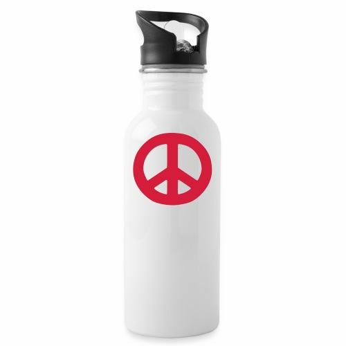 Peace - Water Bottle