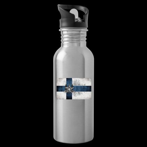 Suomen lippu - Juomapullot