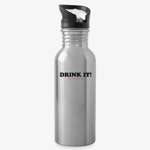 Supbrid drink it! - Trinkflasche