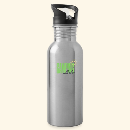 Campingliebe - Trinkflasche